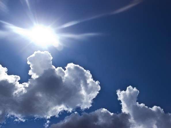 В сряда времето ще е слънчево, на запад може да превали